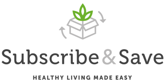 subscribe and save logo
