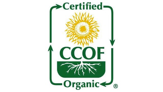 California Certified Organic Farmers logo