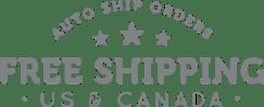 free shipping signage