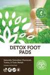 Detox Foot Pads™ product front label
