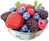 Raw Fruits And Berries